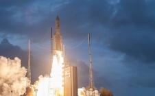 [REPLAY] Ariane 5 VA254 launch on 2021/07/30