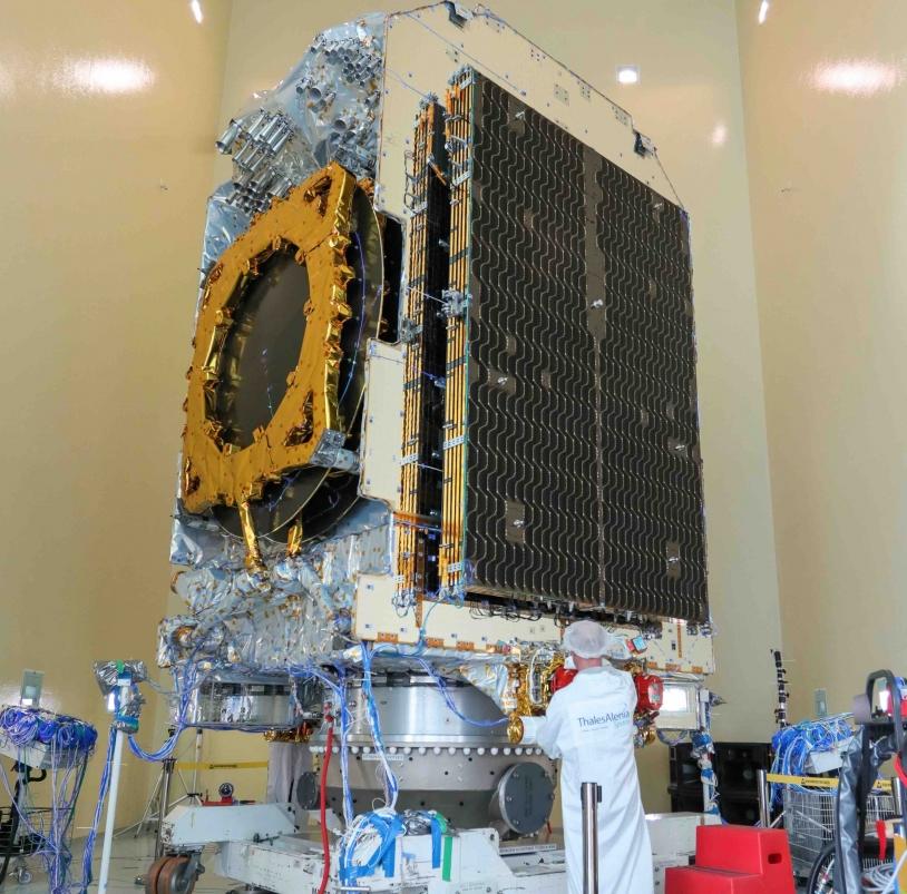 Konnect, premier satellite du programme Neosat